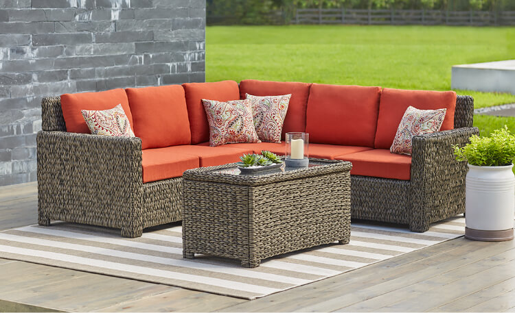 Choosing The Right Patio Furniture For Your Outdoor Living
